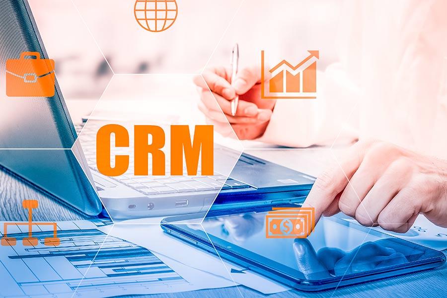 CRM Tool statt analoger Arbeit