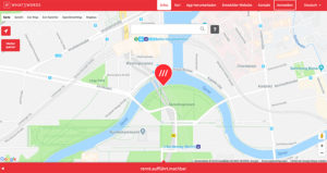 what3words Adresse