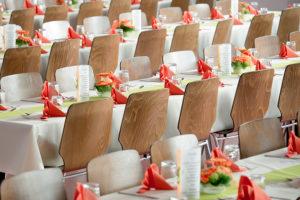 Catering für Events einfach und mit Freude buchen