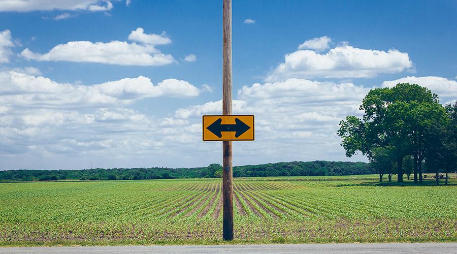 Entscheidungen treffen - Alternativen aufzeigen