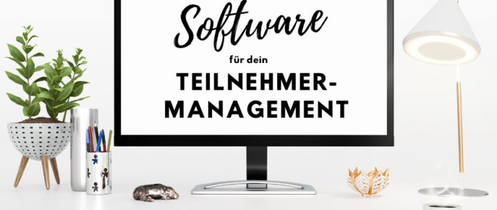 Eventmanagement-Software für dein Teilnehmermanagement