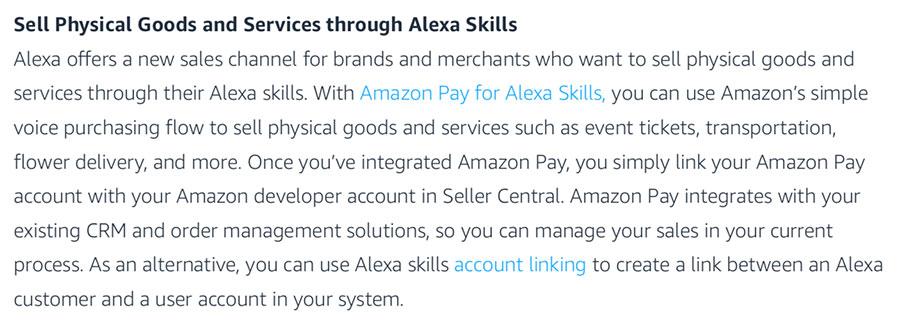 Mit Alexa Eventtickets verkaufen