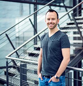 Tim Kahle von Lab 169 GmbH