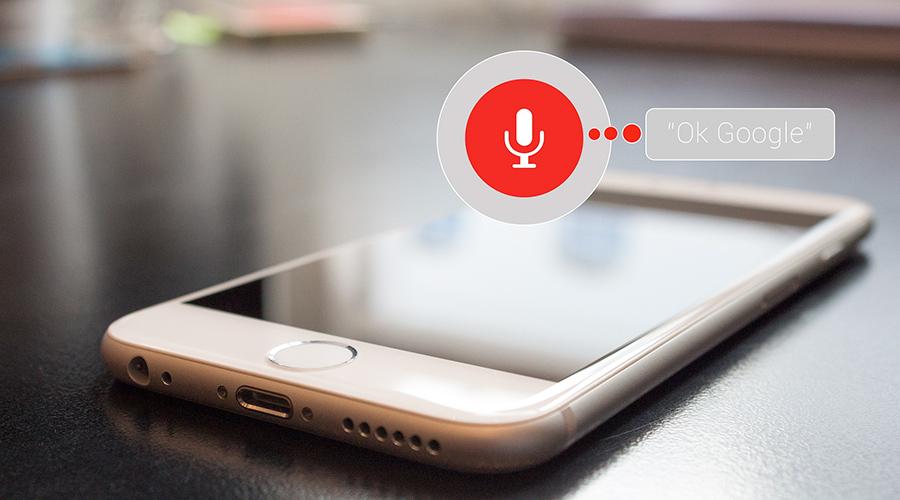 Voice Control mit Google