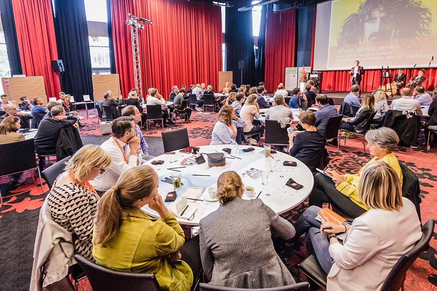 Corporate Culture Jam - interaktives Eventformat