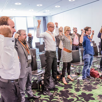interaktive Events organisieren dank Corporate Culture Jam
