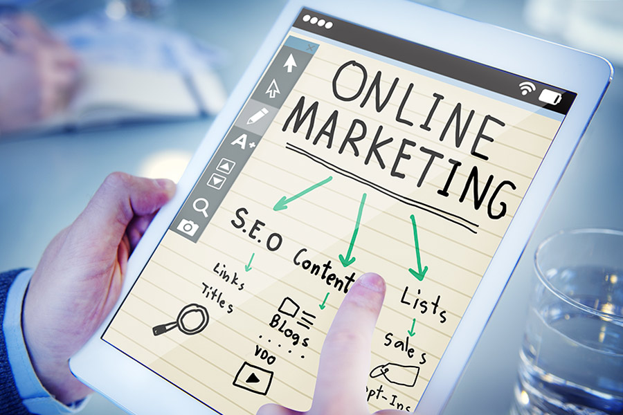 Online Marketing mit Eventmanagement-Software