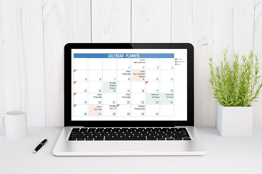 Online Terminplaner für Eventmanager