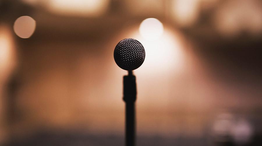 Table Session | Mikrofon benötigt