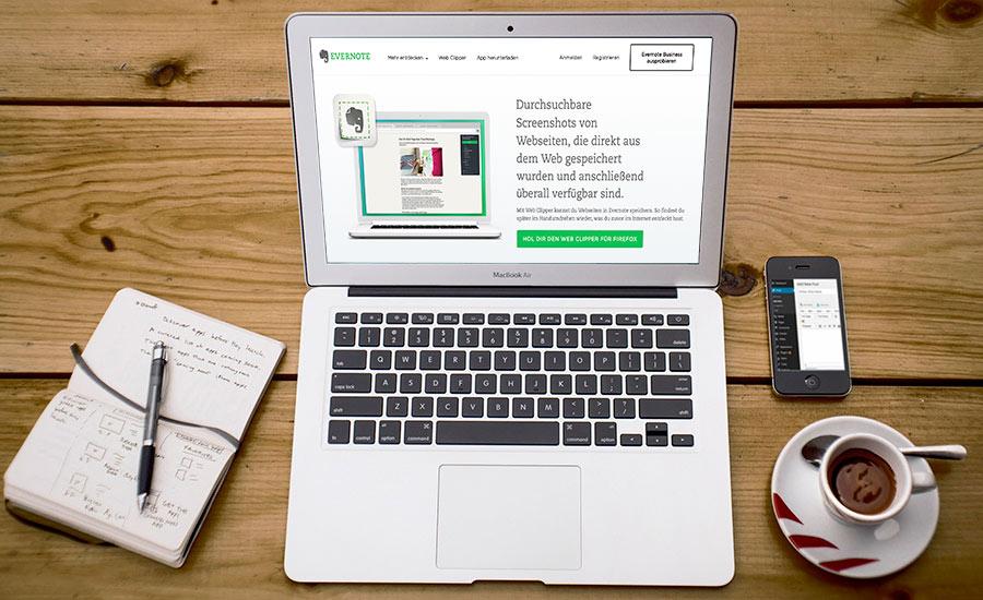 digitales Tool | Evernote für Eventmanager