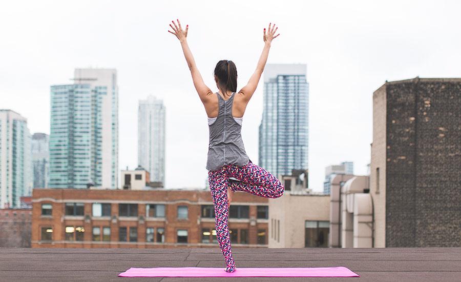 Yoga statt Überstunden für Eventmanager