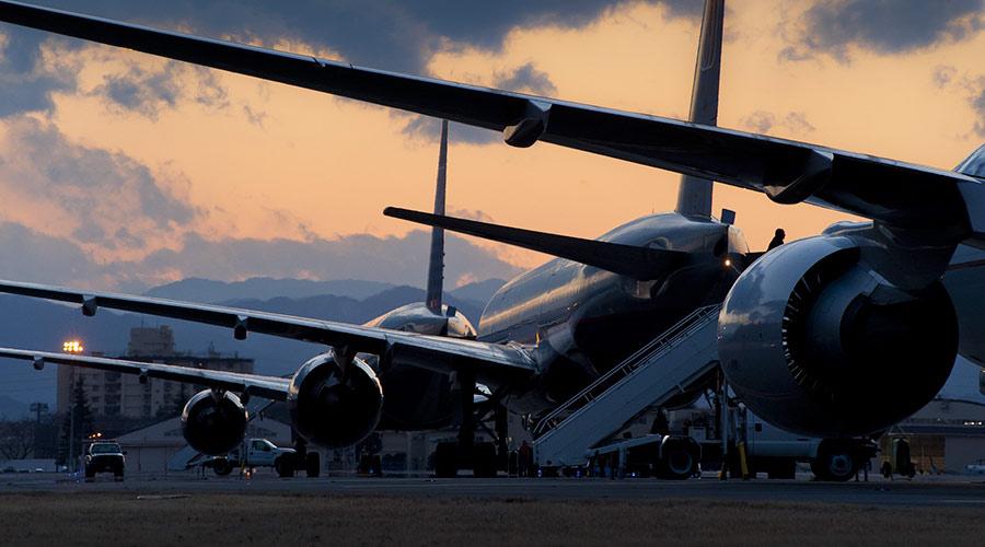 Reisezeit und Fliegen reduzieren