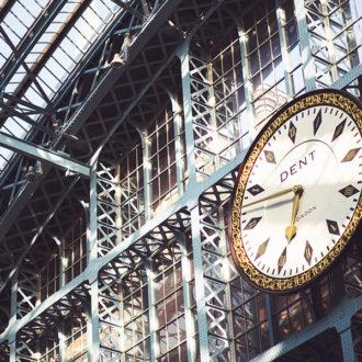 Reisezeit ist Arbeitszeit