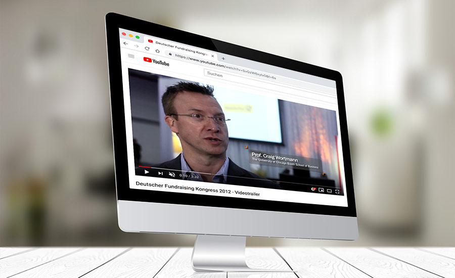 YouTube für Eventmanager