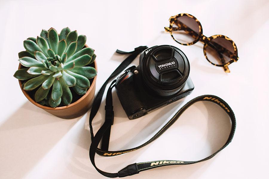 Digitalkamera für YouTube Videos