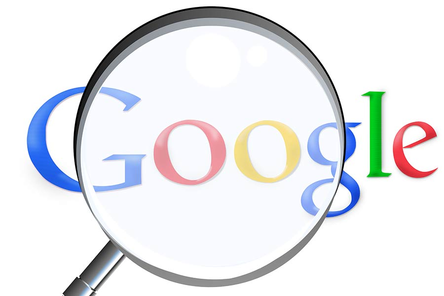 Kunden Kontaktdaten via Google suchen lassen