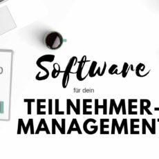 5 Anzeichen, dass du eine Software für Teilnehmermanagement brauchst