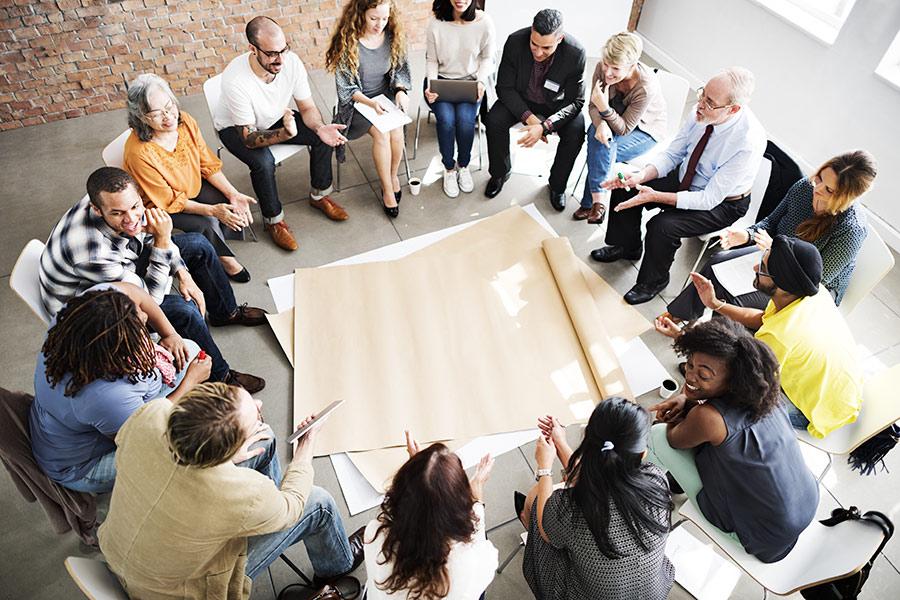 Workshops laufen am besten | Ein Zeichen für moderne Eventformate