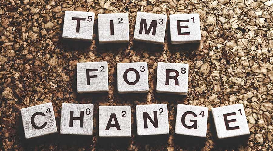 Zeit für VeränderungZeit für Veränderung