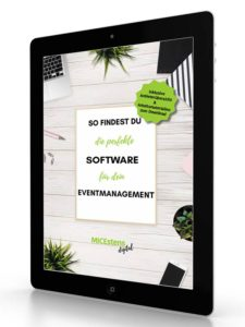 ebook Eventmanagement Software für dein Teilnehmermanagement