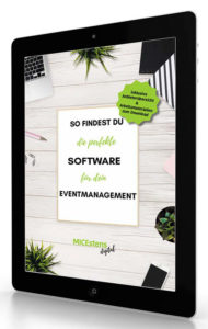 ebook Eventmanagement-Software