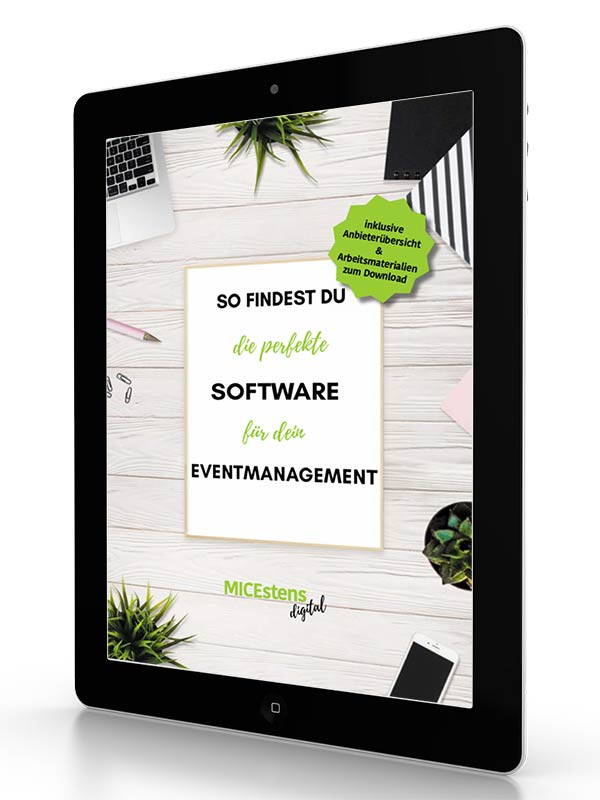 ebook Eventmanagement Software