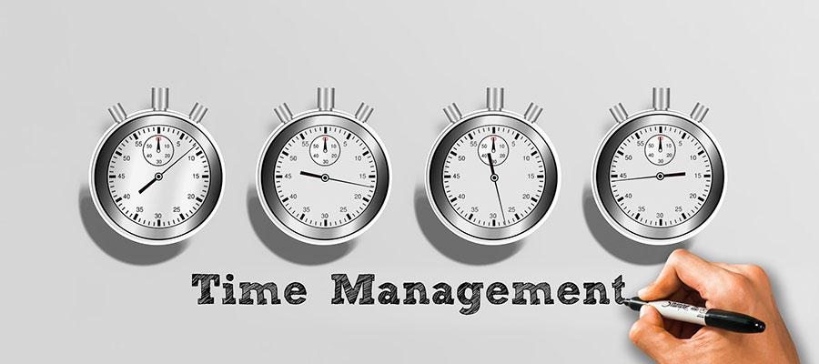gute Vorträge bleiben im Zeitrahmen | Zeitmanagement