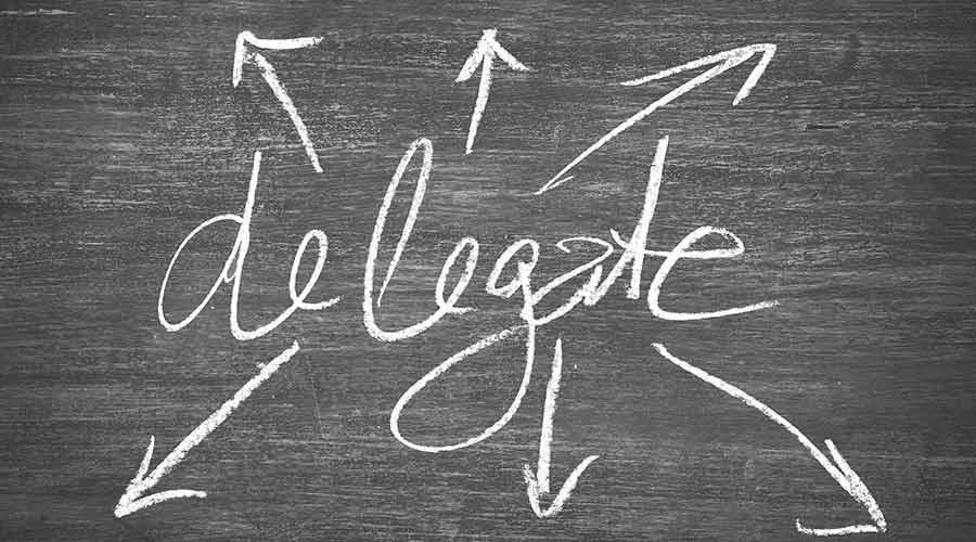 Delegiert die Eventlocation Arbeit an dich?