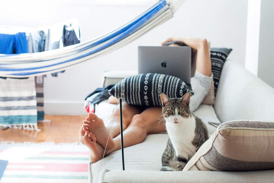 Home Office ist mehr als vom Sofa aus arbeiten