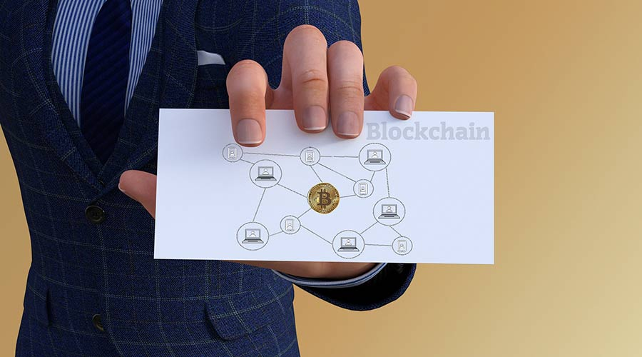 Nutze die Blockchain als Consulting Geschäft.