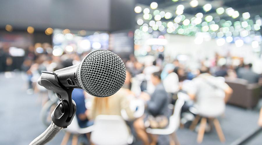 welche Zielgruppe willst du mit Blockchain Events erreichen?