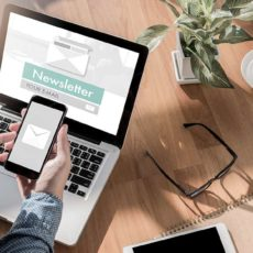 Newsletter Pop-up smart steuern
