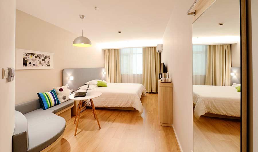 eine frühe Registrierung ermöglicht Wunschbuchung des Hotels