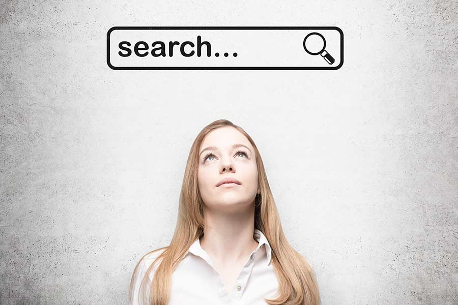 Online Suche durch den Messekatalog