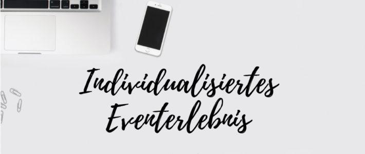 Individualisiertes Eventerlebnis dank Converve