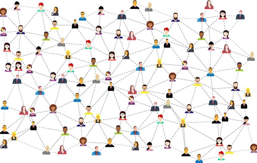 mit Tools Menschen und Kommunikation verbinden