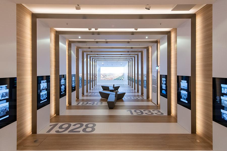 BMW Museum: Raum-der Visionen