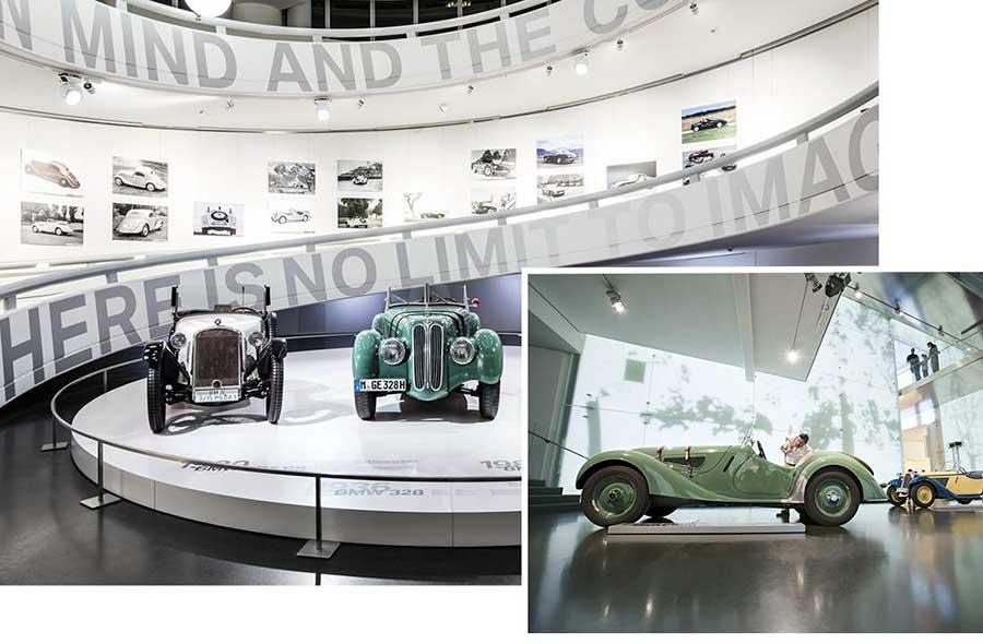 BMW Museum | hier kannst du Automobilgeschichte erleben