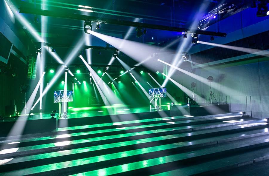 BMW-Welt: das Auditorium