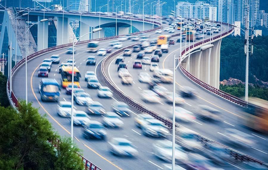 Verkehrszunahme trotz oder wegen der Digitalisierung