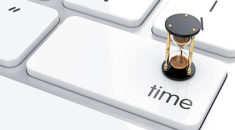 E-Mails in Zeitblöcken bearbeiten