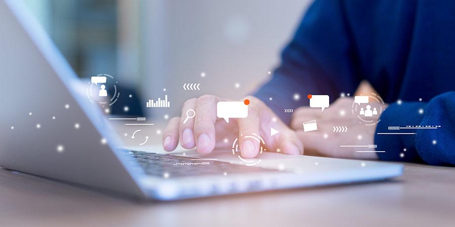 Findest du deine Kollegen in den Social Media?