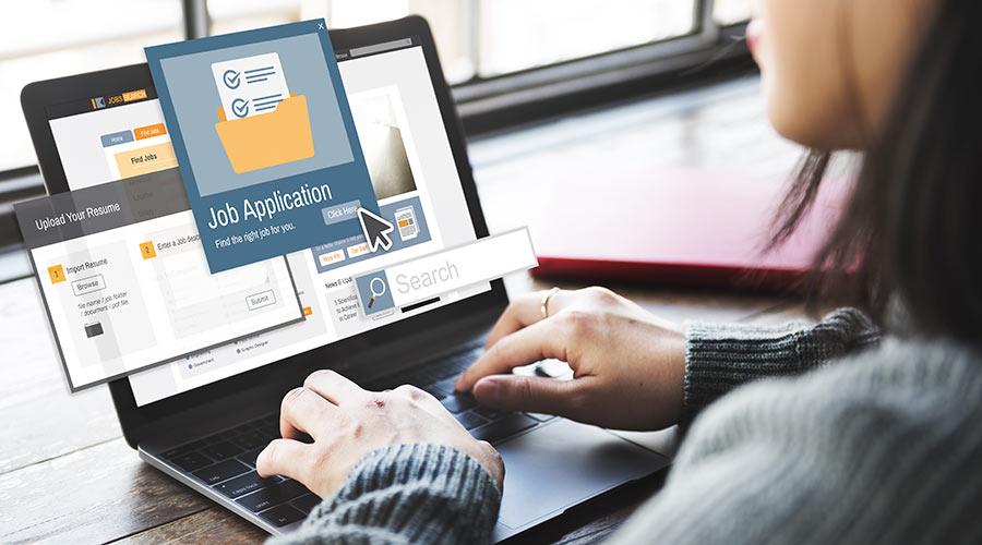 digitale Kundenreise auch beim Bewerbungsprozess