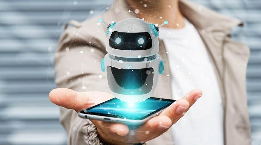 zukünftig haben wir unseren eigenen Bot