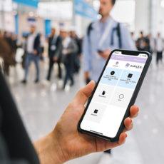Messeleads digital erfassen – mit SIMLEA