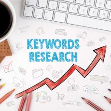 Keyword Recherche für Eventmanager