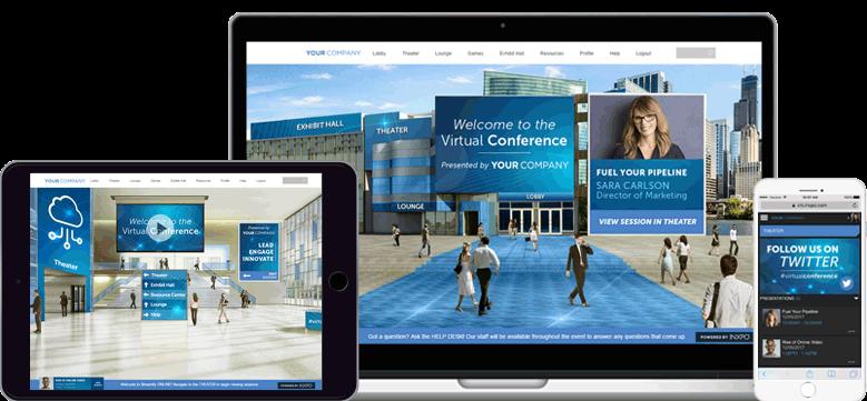 Event-Tech-Partner ist Partner der Plattform INXPO des Anbieter Intrado