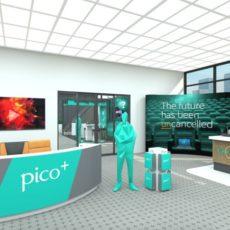 virtuelle Messe-Plattform V-Ex