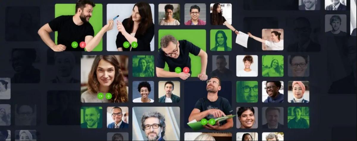 clickmeeting für Videokonferenzen und Webinare