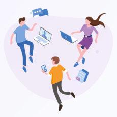 virtuelles Event mit 1:1 Video-Meetings